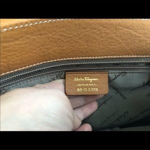 Salvatore Ferragamo Bags - Authentic Ferragamo Italian Leather Bag